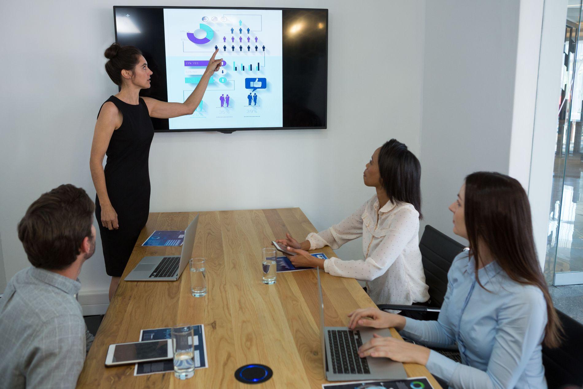 presentation style for digitalization -estore.gleeym.com